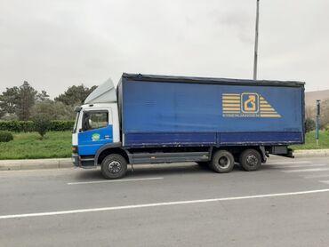 Yük maşınları - Azərbaycan: Salam. Ateko markalı yük avtomobili. Maşında şəkildə gördüyünüz kimi