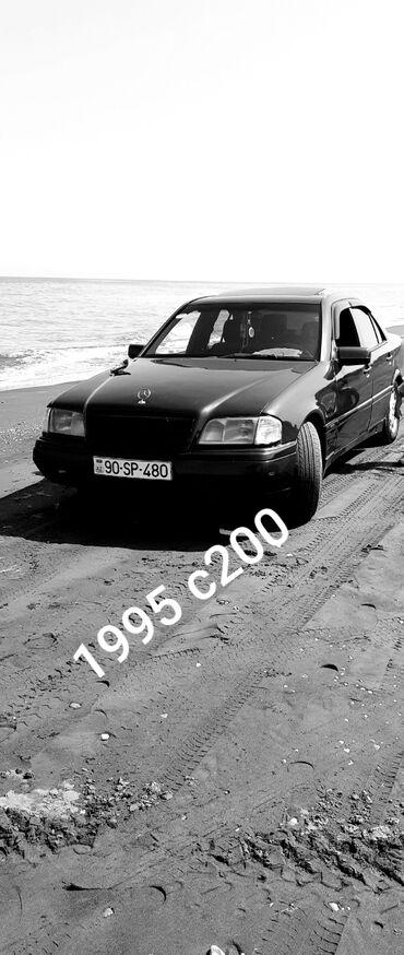 avtomobil icarəyə - Azərbaycan: Mercedes-Benz C 200 2 l. 1995 | 335 km