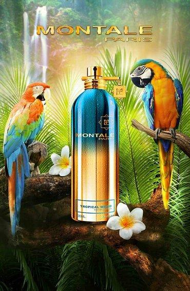 France parfum montale  доставка по городу бесплатно в Бишкек