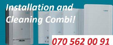 Bakı şəhərində Installation and Cleaning of Heating Systems