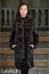 Продаю норковую шубу Длинна 110 см в Бишкек