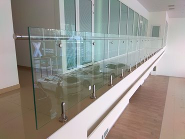 Перила из стекла!!! в Бишкек