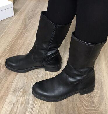 Итальянские ботиночки (полусапоги). Деми (на весну- осень) Натуральная