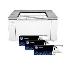 Bakı şəhərində HP LaserJet Ultra M106w Printer+2pcs in pack(G3Q39A)