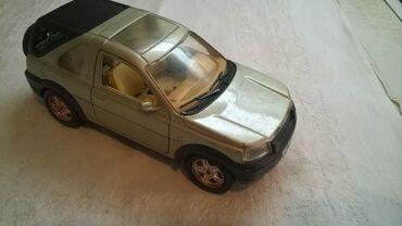 Avtomobil modelləri | Srbija: Burago Land Rover Freelander1 24 svetlo zeleni, nema zadnje staklo