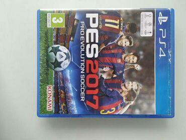 PES 2017 на PS4