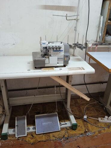 5 нитка Gemsy, почти жаңы,аз эле колдондум Промышленныя швейныя машина