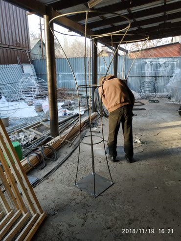Сварочные работы, Кованые изделий в Бишкек