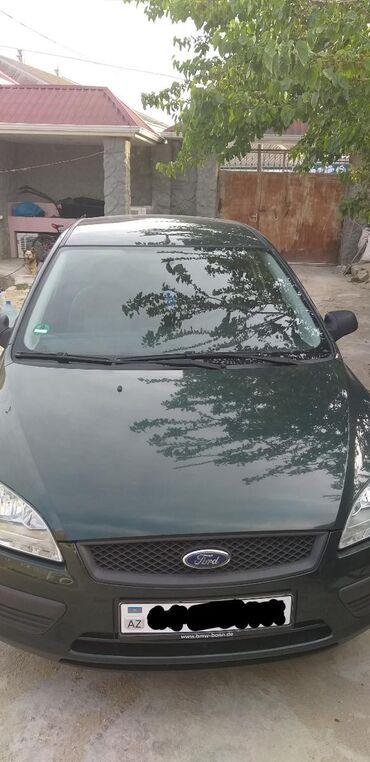 zapchasti na ford tranzit в Азербайджан: Ford Focus 1.4 л. 2005 | 223000 км