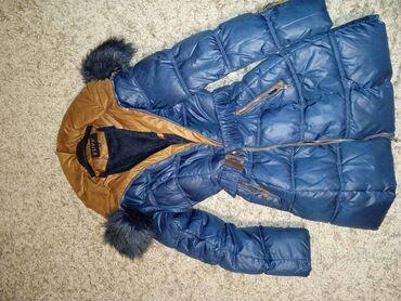 Zimska jakna nova,nosena dva puta i placena 7000din