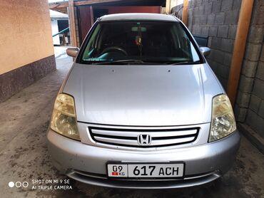 стрим хонда в Кыргызстан: Honda Stream 1.7 л. 2001 | 373000 км
