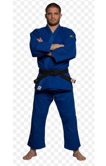 """Sumqayıt şəhərində Judo kimanosu:""""Mizuno""""ağ rengi:150azn.göy reng:160azn.orjinal"""