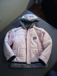 Zimska jakna reebok od - Srbija: Zimska, postavljena jakna. Za uzrast od 4-5 godina