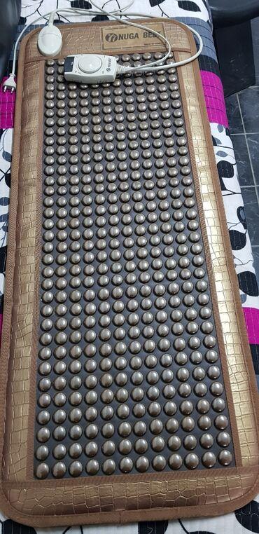 Срочно продаю турмалиновый коврик мат корейский Нуга Бест в отличном с