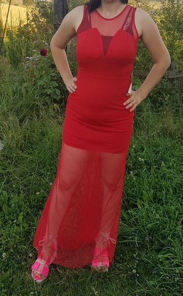1000 rsd  Nova haljina uni vel