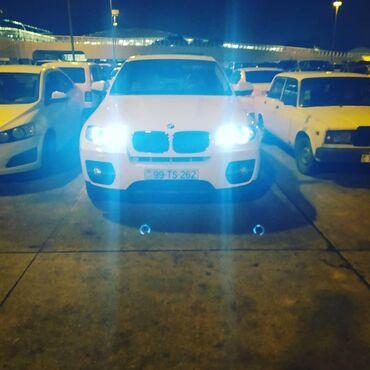 bmw-x6-xdrive35d-at - Azərbaycan: BMW X6 3 l. 2008 | 165000 km