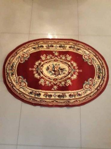 Небольшой овальный коврик,120х80 см,новый. в Бишкек