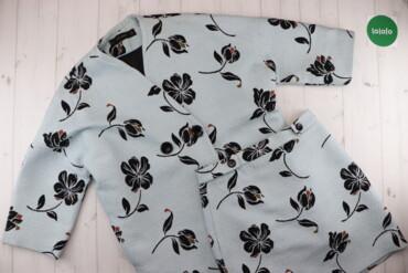 Жіночий костюм з квітами (спідниця і піджак) Zara, p. M    Піджак Довж