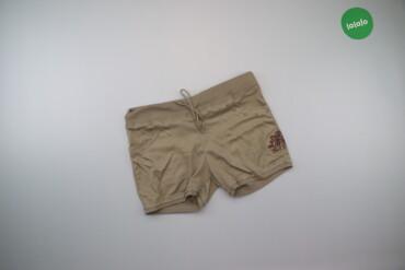 Жіночі шорти з нашивкою, р. М   Довжина: 33 см Напівобхват талії: 39 с