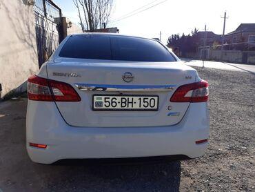 Nəqliyyat Şamaxıda: Nissan Sentra 1.6 l. 2014 | 183000 km