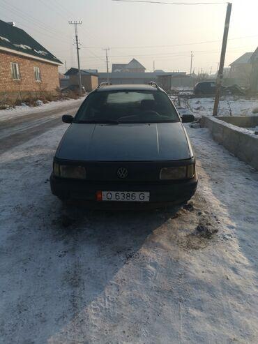 Volkswagen Passat 1.8 л. 1991 | 396276 км