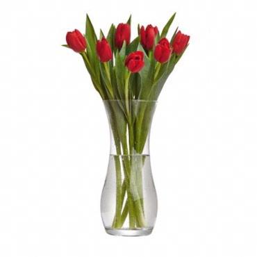 Новая ваза для цветов!!! Высота 25 см.  в Бишкек