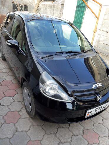 Honda Fit 1.3 л. 2006 | 153000 км