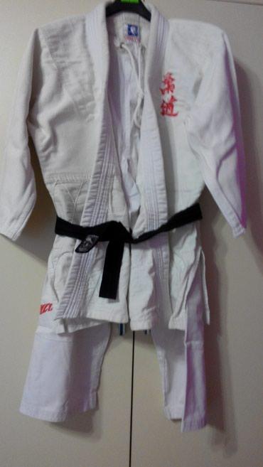 Bakı şəhərində Dzudo üçün uniforma M ölçü