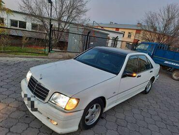 автомобильные шины бу в Кыргызстан: Mercedes-Benz 3 л. 1997