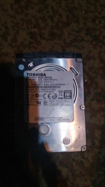Продам жёсткие диски в отличном состоянии.160гб 500сом.250гб 700