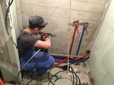 стаж более 10 лет в Кыргызстан: Электрика сантехника качества не дороже выезд по вызову стаж работы