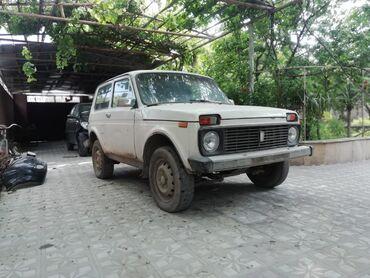 VAZ (LADA) 4x4 Niva 1.7 l. 1988 | 22222222 km