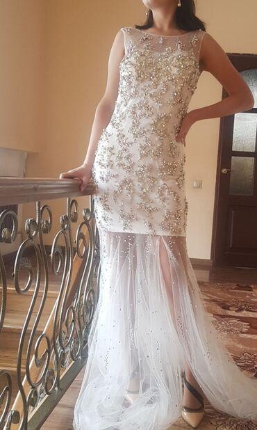 Личные вещи - Кок-Джар: Платье вечернее эксклюзивное натуральные камни
