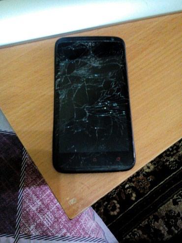 htc kaiser в Кыргызстан: Продам разбитый телефон на запчасти HTC one X plus