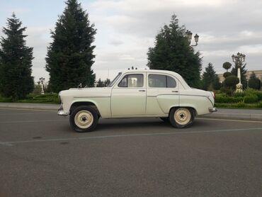 2141 moskviç - Azərbaycan: Moskviç 403 1.4 l. 1964 | 200000 km