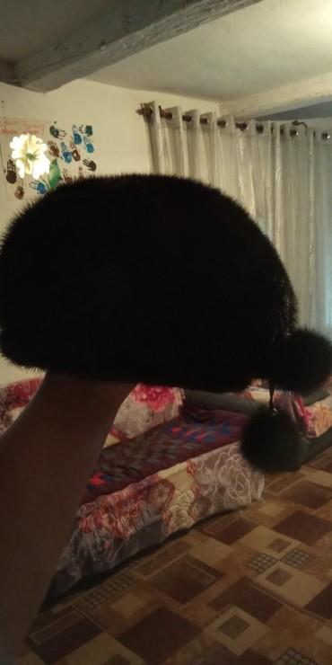 Головной-убор-норковые - Кыргызстан: Куплю б.у норковая шапка