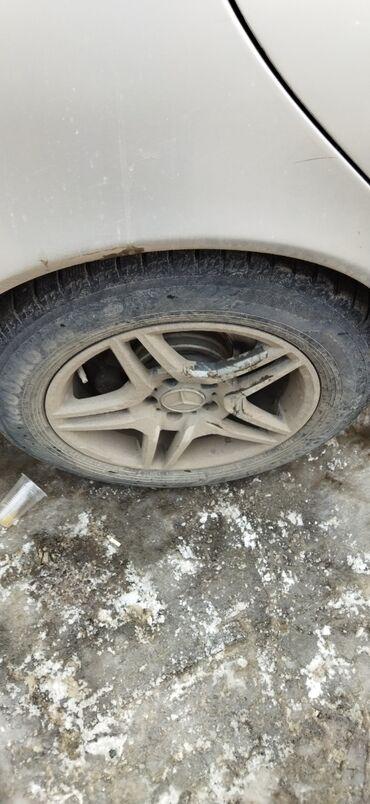 купить титановые диски на ниву в Кыргызстан: Куплю один диск на Мерседес 210 кузов