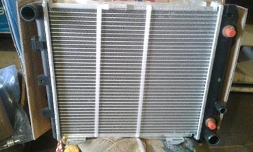 Радиатор 111мотор 124кузов Е без кондера в Бишкек