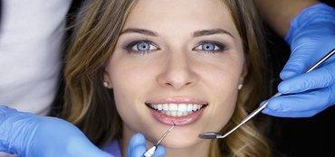 стоматолог, лечение зубов,зубы, кариес, пломба, брекеты, зубные пломбы в Бишкек