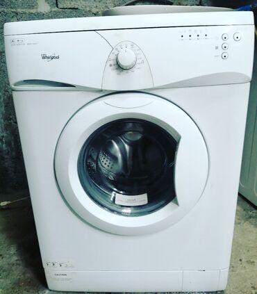 Amisu top - Srbija: Frontalno Automatska Mašina za pranje Whirlpool 6 kg
