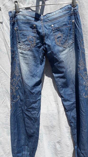 Джинсы - Сокулук: Сокулук женские джинсы, очень красивые в пайетках и стразах. На фото