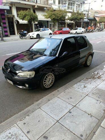 Peugeot 106 1.6 l. 2000 | 180000 km