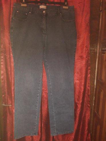 брюки джинсы комбинезоны в Азербайджан: Джинсы осень зима плотные почти новые размер 48 50 52