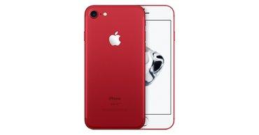 iPhone 7 128GB red в Душанбе
