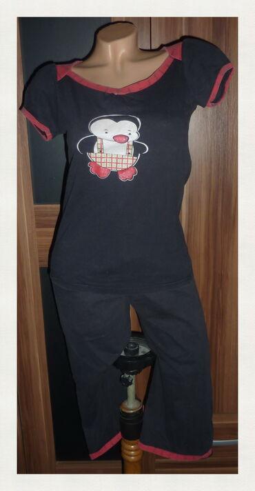 Ženska kućna odeća - Subotica: MODUS LETNJA PIDZAMA VEL 38GORNJI DEOramena 34cmpazuh 40cmdole