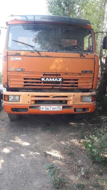 Редуслим купить в бишкеке - Кыргызстан: Камаз 2005 г.в. двигатель после капремонта каоробка передач перебран