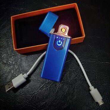Upaljac - Srbija: Upaljač na dodir. USB punjenje. Plaćanje pouzećem