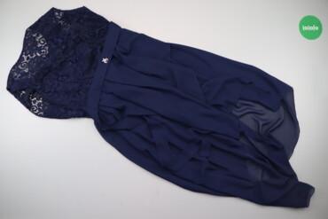 Жіноча сукня без рукавів з ажурною вставкою Renie, p. L    Довжина: 11