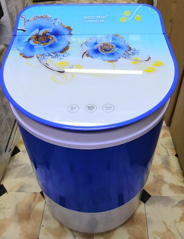 Вертикальная Полуавтоматическая Стиральная Машина 4 кг. в Бишкек