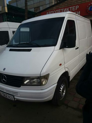 Mercedes-Benz Sprinter, 1997 года выпуска, в Бишкек